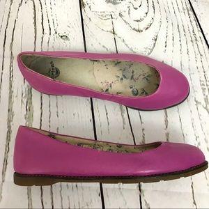 Doc Martens Marie Pink Flats Slip On Loafer Doctor